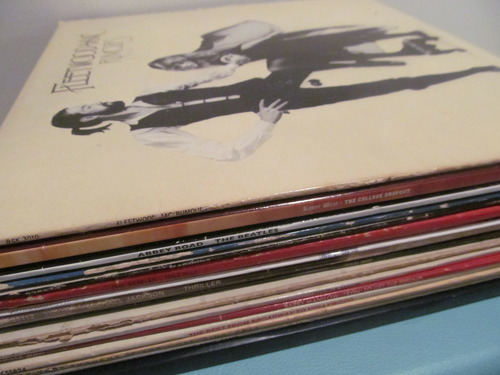 Vinyl-Record-Collection
