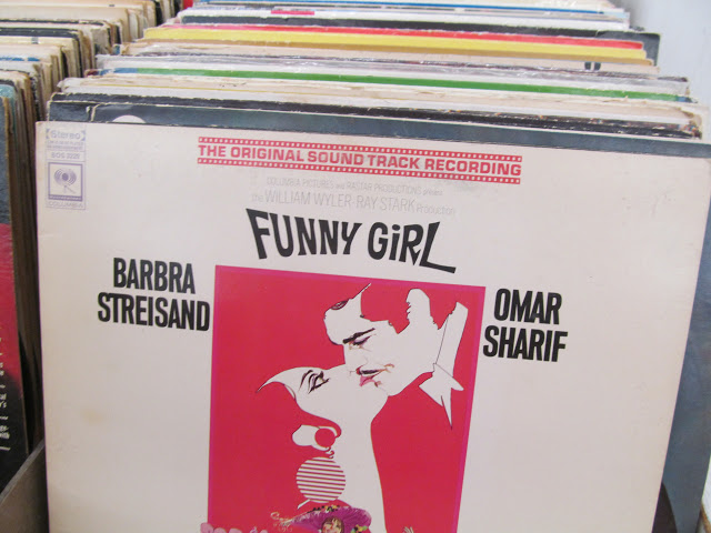 Funny Girl Vinyl Record