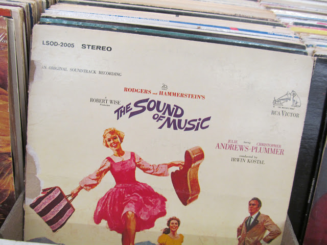 The Sound of Music Vinyl Record