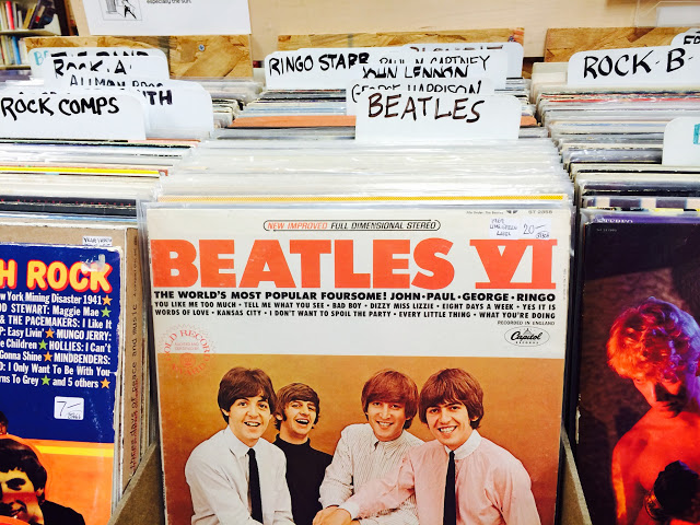 The-Beatles-Vinyl-Records-