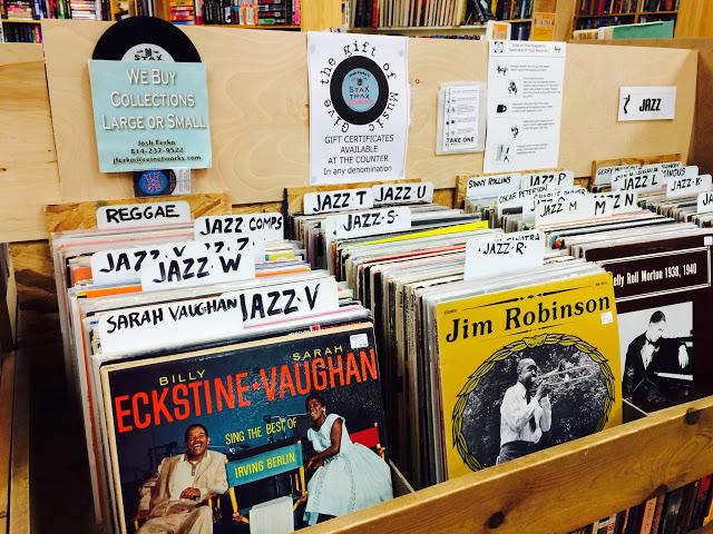 Buying Vinyl Records