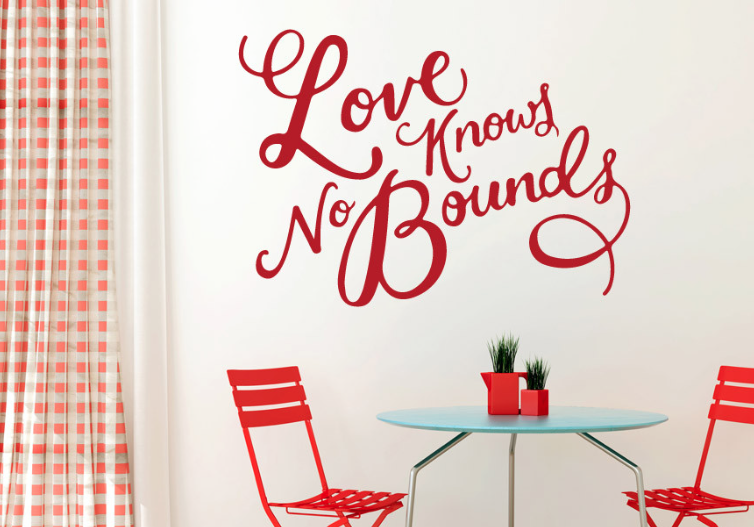 Cut It Out Wall Stickers