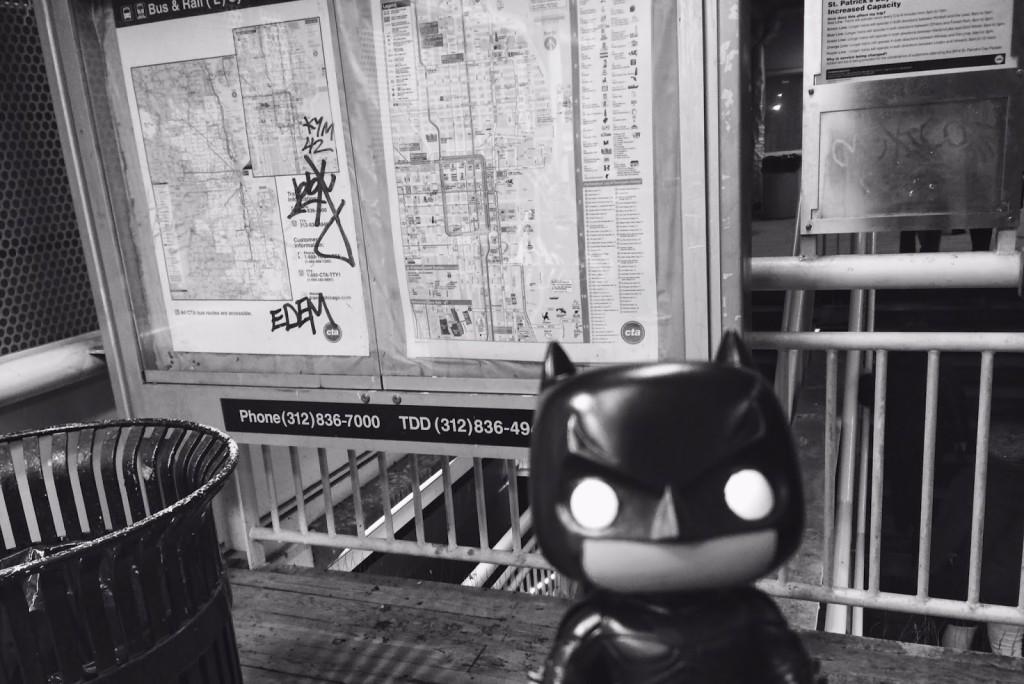 Batman Funko Gotham City