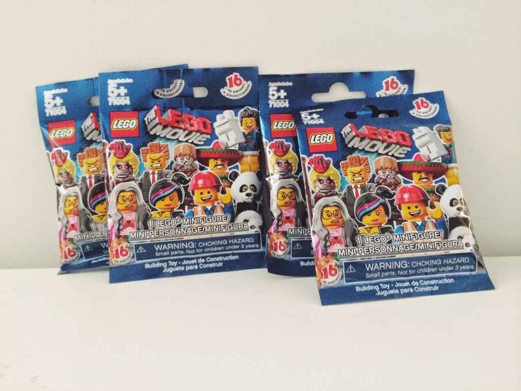 LEGO Movie blind bag