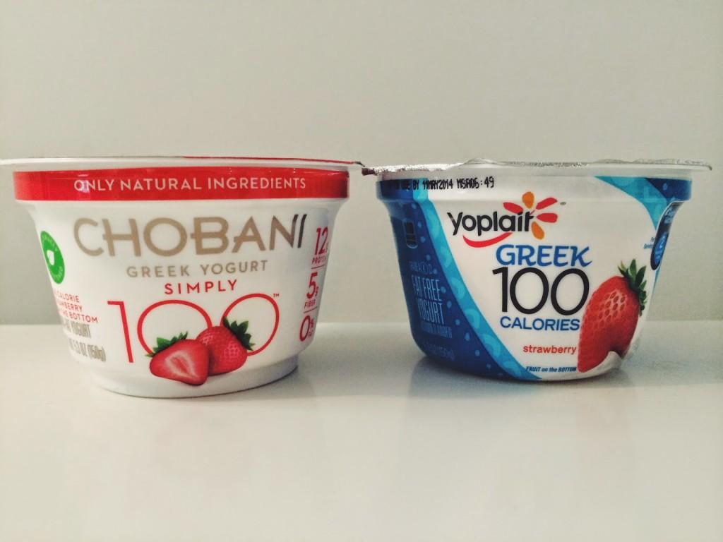 Yoplait vs. Chobani