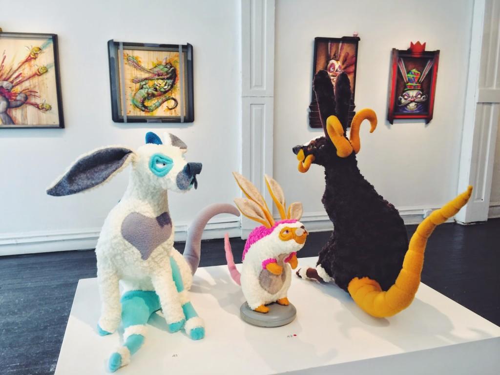 Rotofugi Designer Toy Store & Gallery