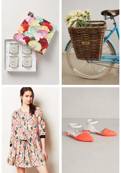 $200 Anthropologie Giveaway