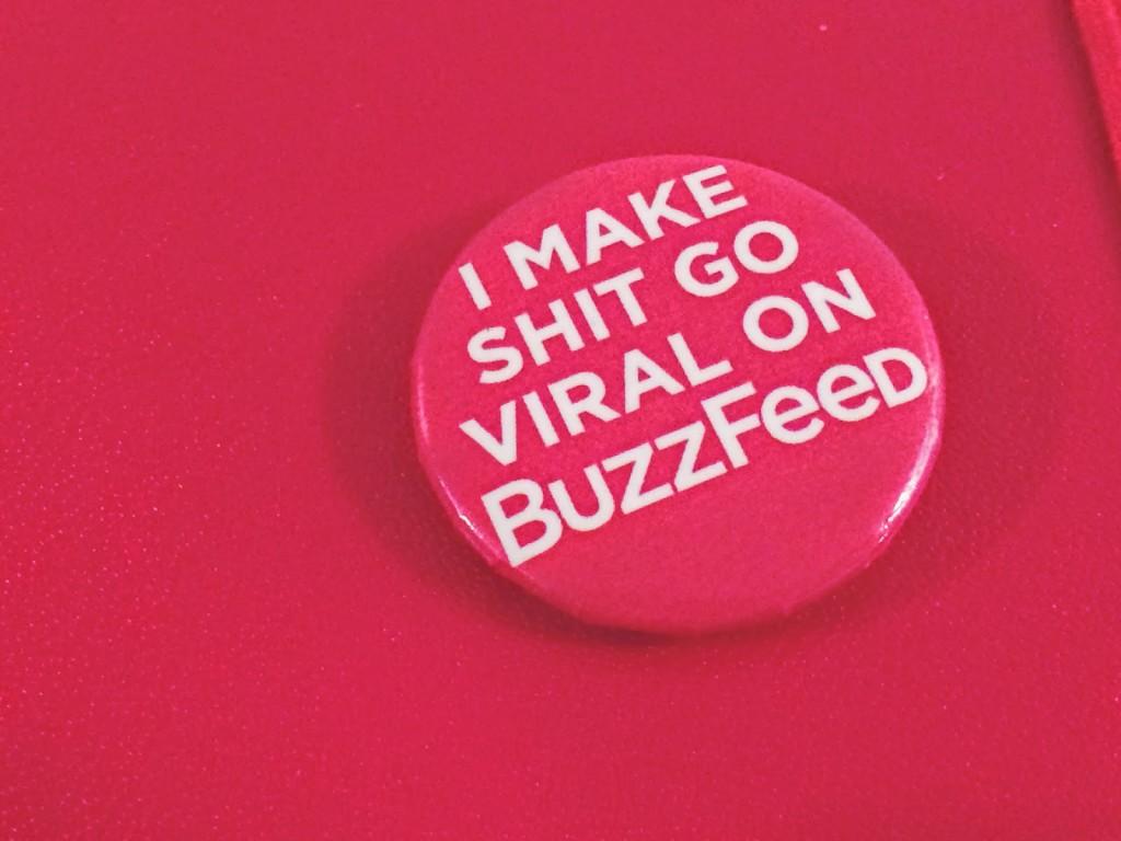BuzzFeed Pin