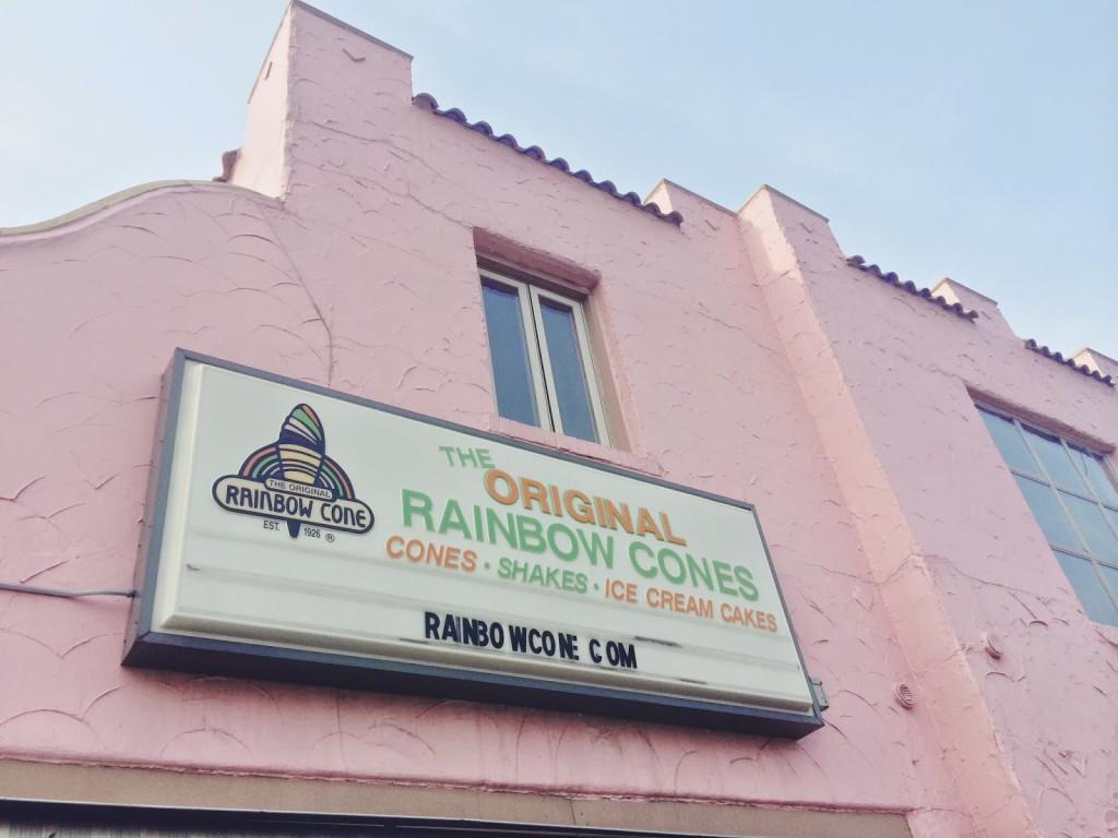Rainbow Cone Chicago