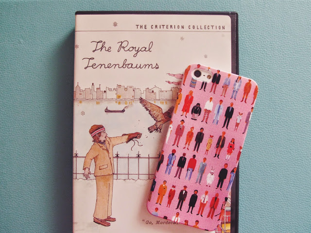 Wes Anderson Phone Case