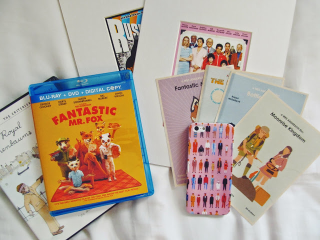 Wes Anderson Merchandise