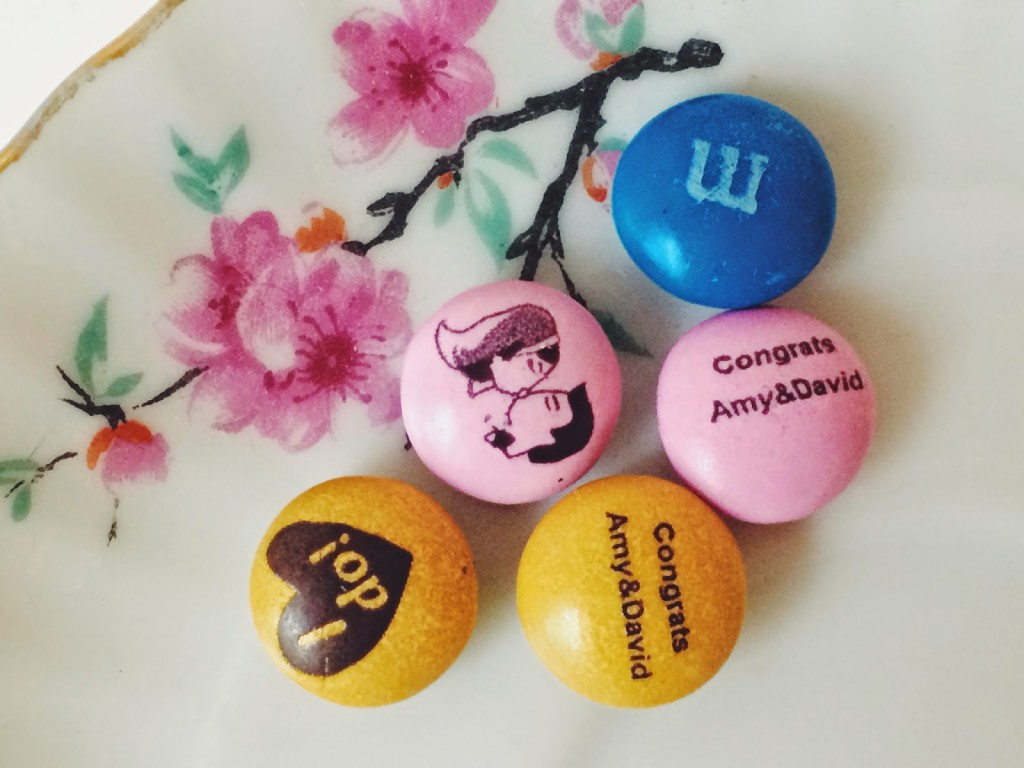 Personalized MY M&M'S® Wedding Favors