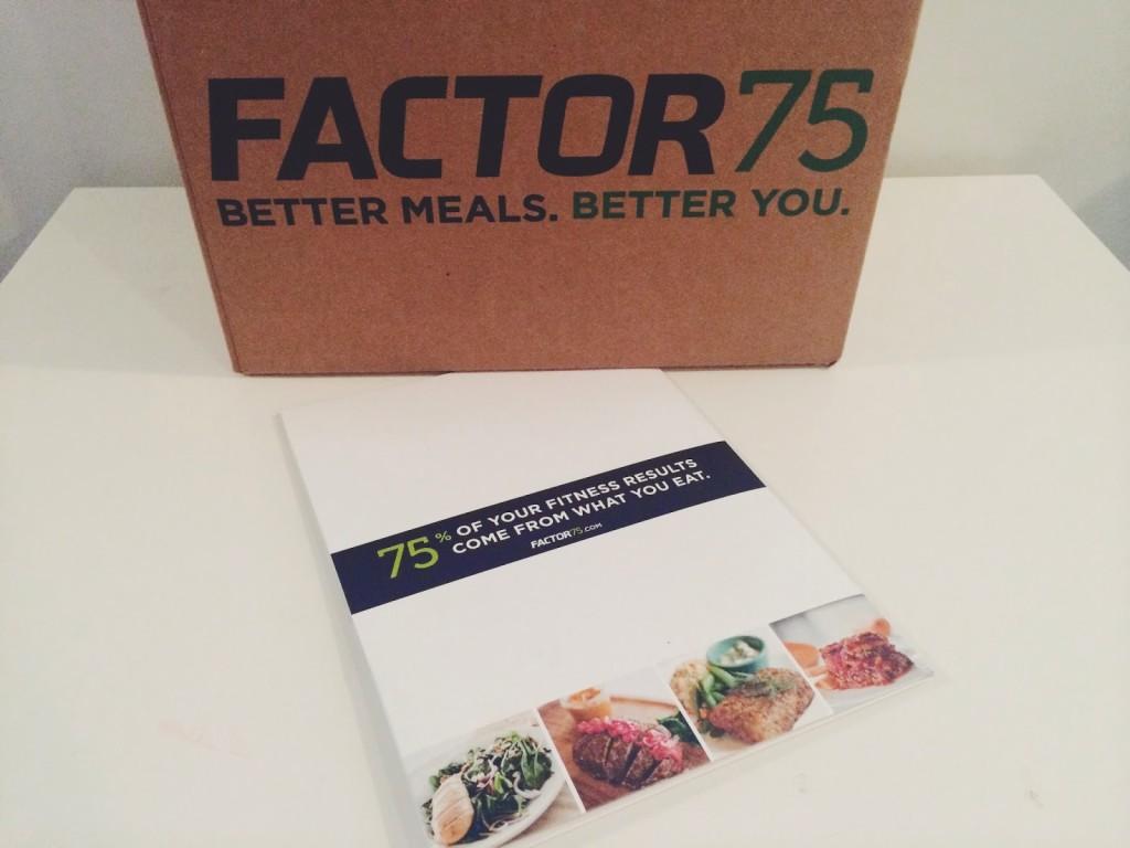 Factor 75 Review, Factor 75, Factor 75 Blue Apron, home delivery meal service,  home delivery meal service Factor 75, Factor 75 home delivery meal service, Chicago food delivery service, Chicago Factor 75, meal delivery service