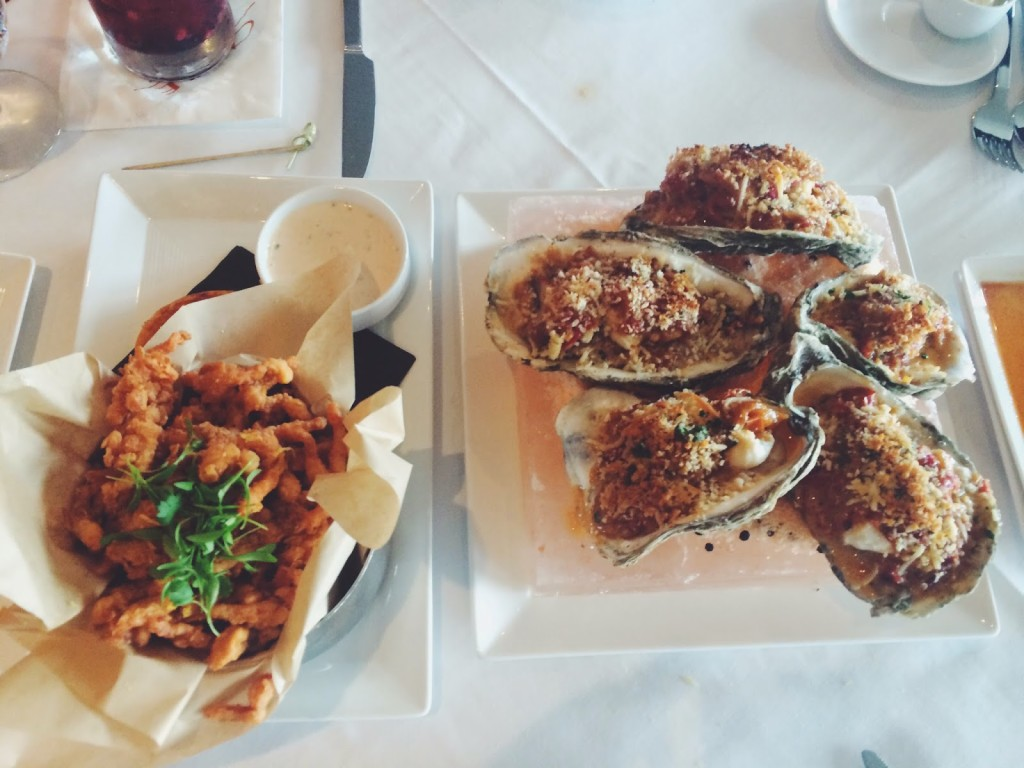 Best restaurants in St. Pete