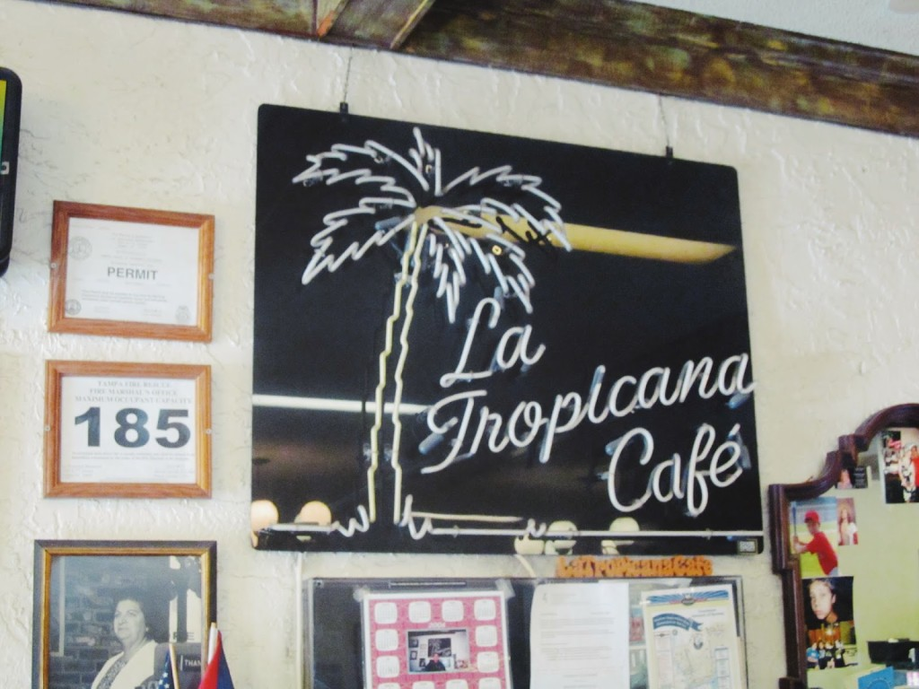 La Tropicana Cafe Tampa