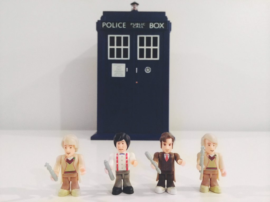 ng Doctor Who 50th Anniversary Micro Blind Bag Figures, Doctor Who Blind Bags