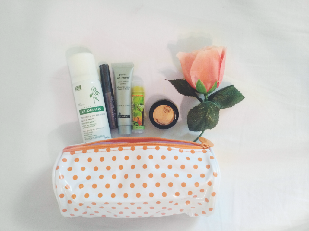 ipsy August 2014, ipsy August 2014 review, ipsy August 2014 Glam bag, ipsy glam bag review