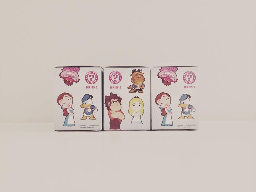 Blind Box & Bag Roundup, Funko Disney Mystery Minis Series 2, SDCC Funko Disney Mystery Minis Series 2, SDCC Funko Disney Mystery Minis