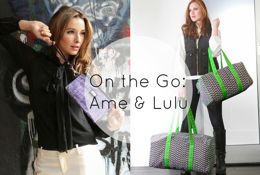Ame & Lulu, Ame & Lulu Bags