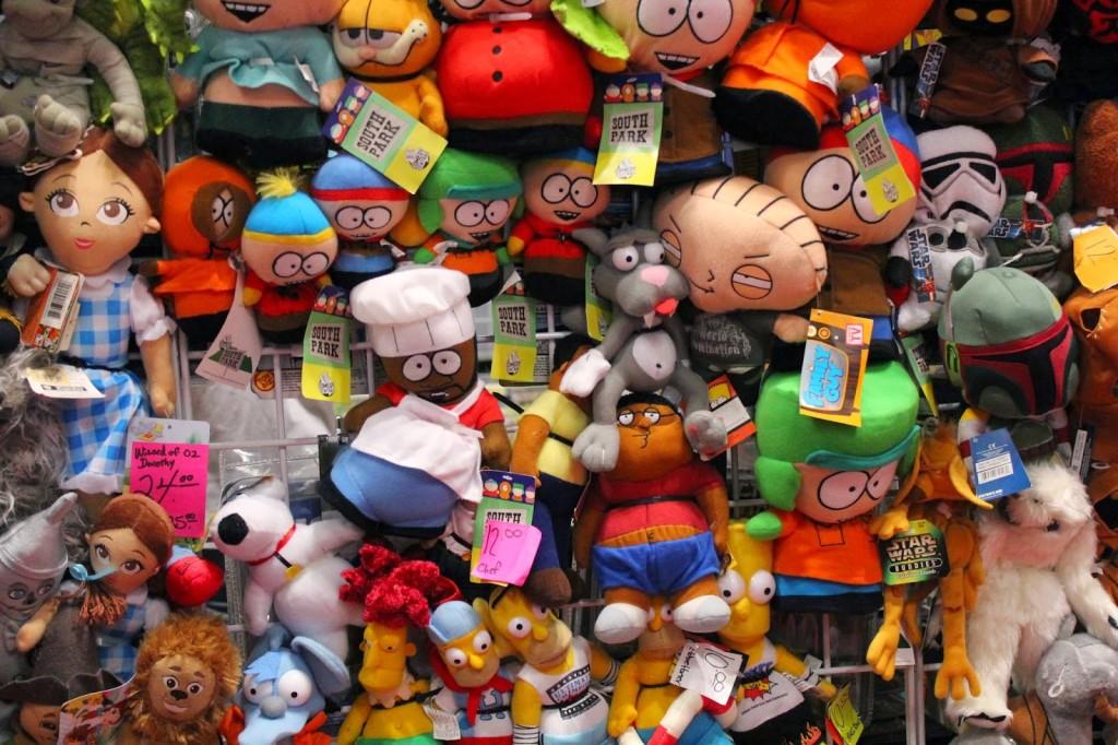 New York Comic Con 2014 Merchandise