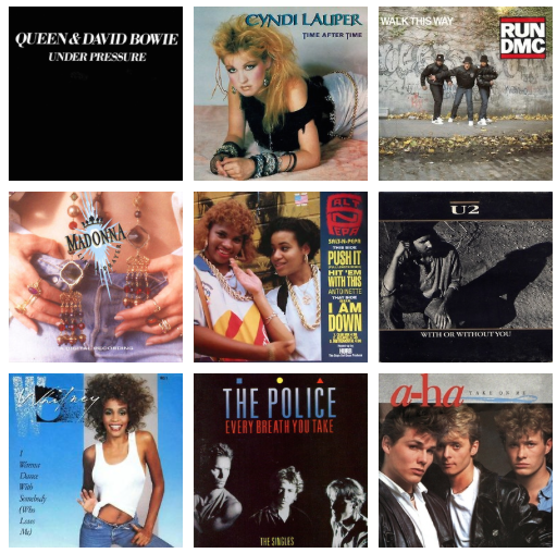 best songs from the 80s