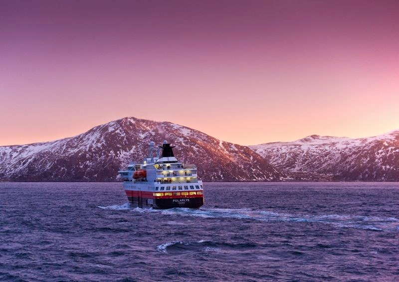 Norway Cruise from Hurtigruten, Norway cruise to see the Northern Lights. Hurtigruten Small Ship Cruises, Hurtigruten, Hurtigruten Cruises, Hurtigruten Voyages. Northern Lights Norway Cruise