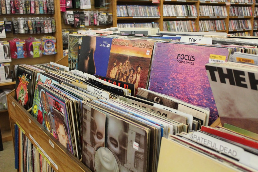 Tips for buying used records