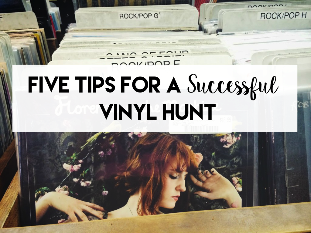 Tips for buying records
