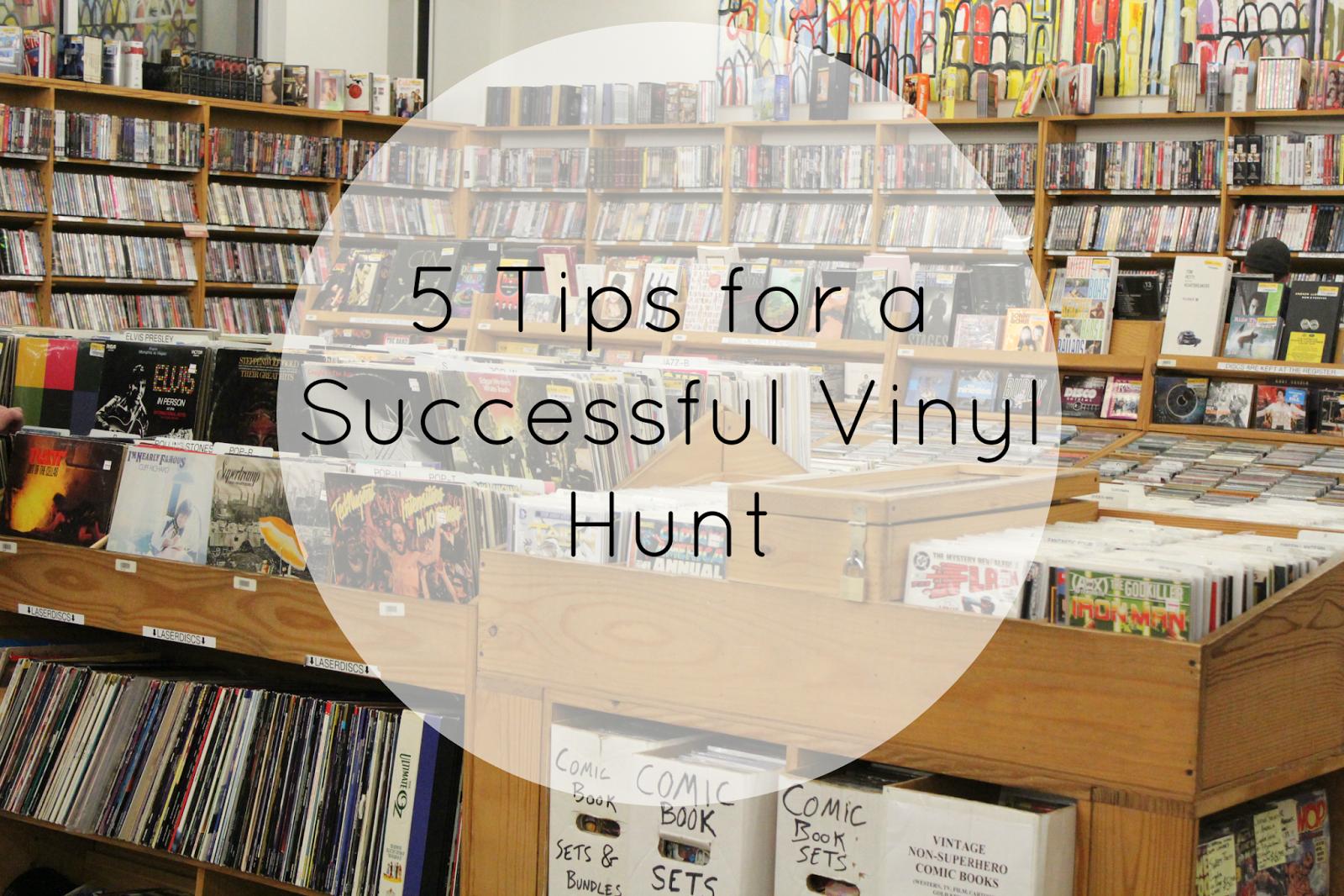 Vinyl-Hunt