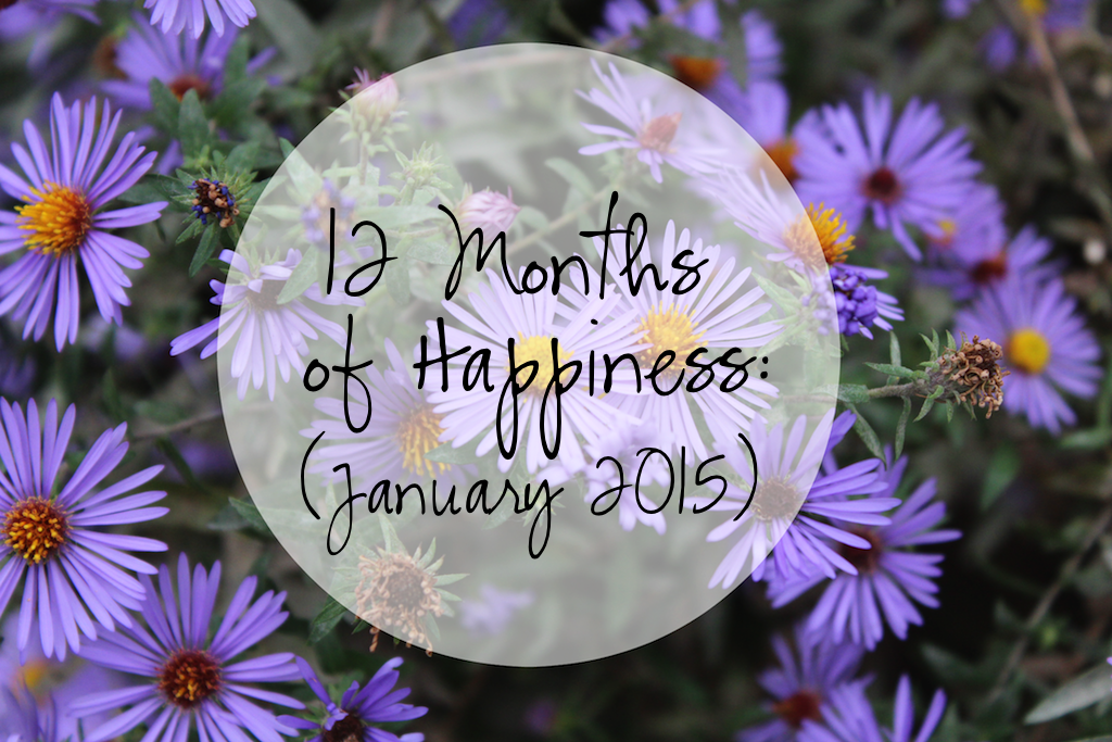 12 Months of Happiness