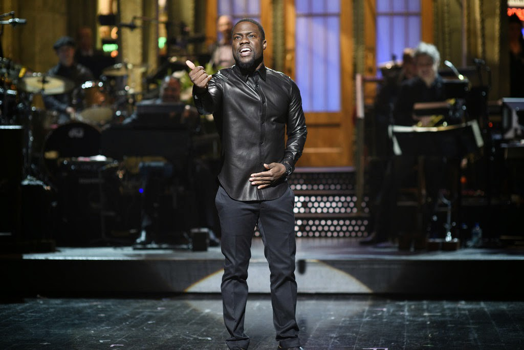 SNL Kevin Hart Opening Monologue