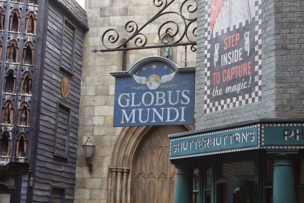 Wizarding World of Harry Potter Shops