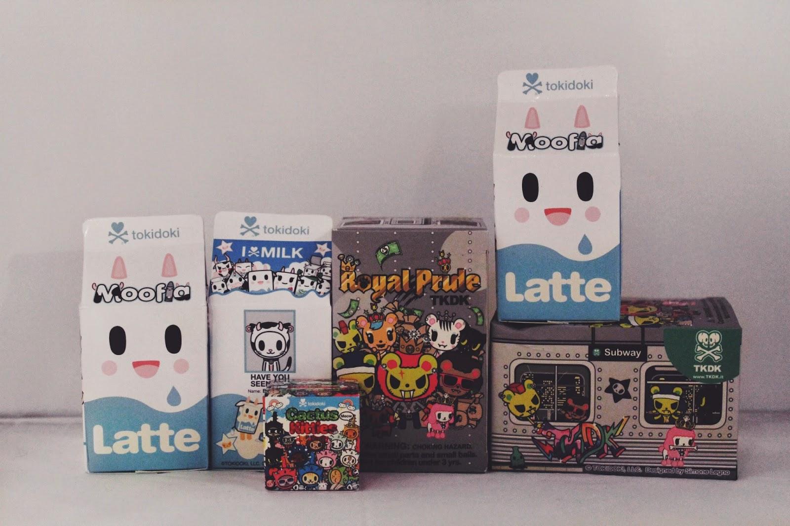 Blind Box Amp Bag Roundup 11 Tokidoki Figures