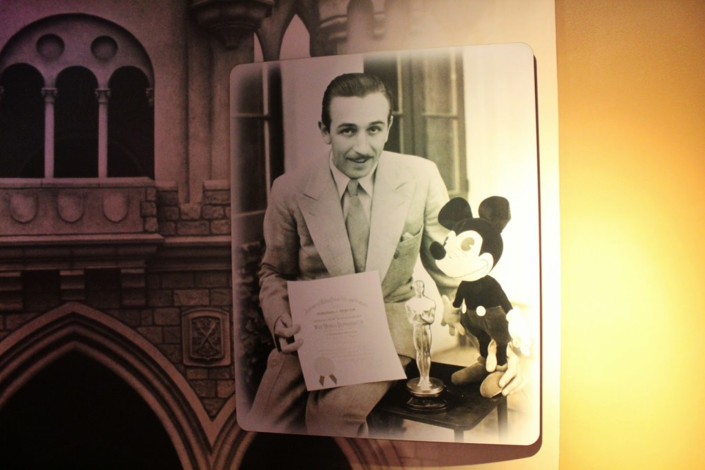 Disney World Hollywood Studios Walt Disney and Mickey