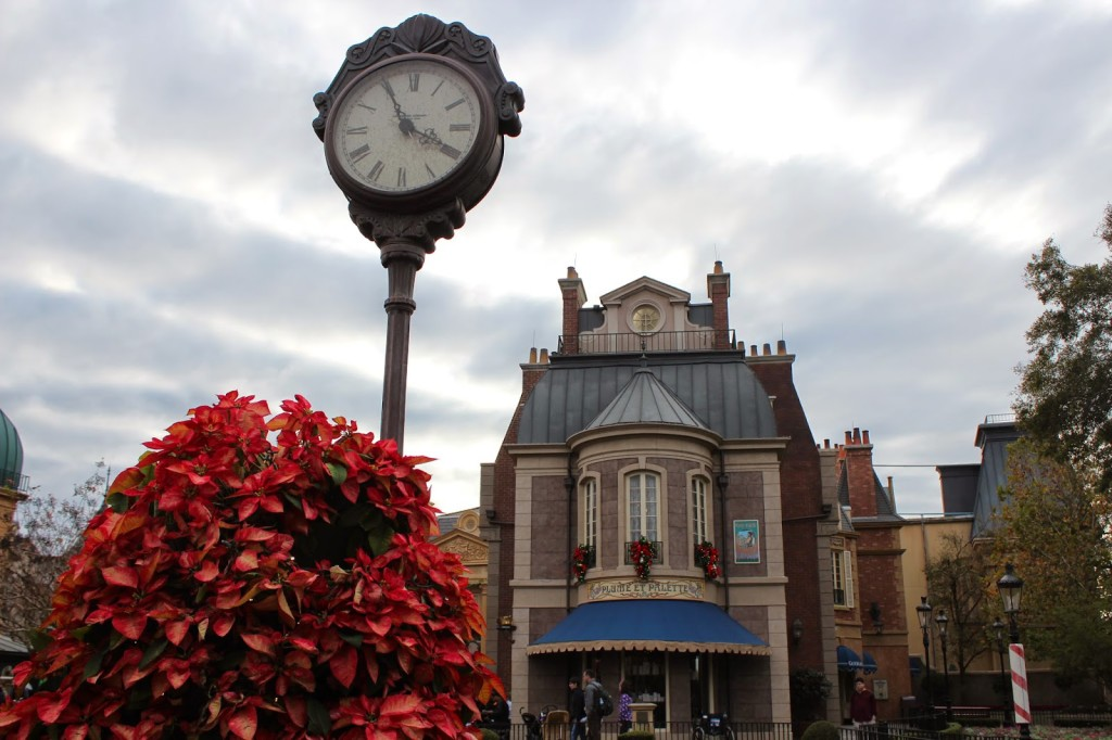 Epcot Paris World Showcase