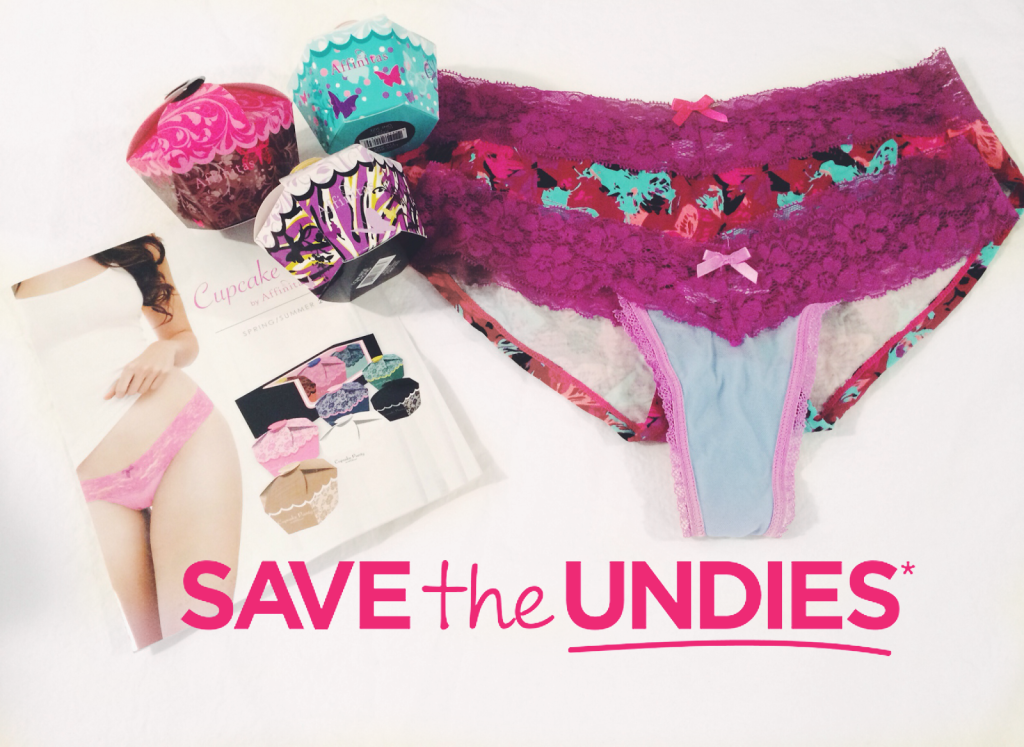 U by Kotex Save the Undies, Save the Undies Kotex, Save the Undies, U by Kotex Save the Undies