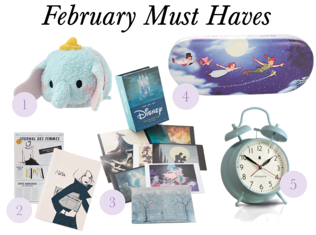 February 2015 Must Have Items