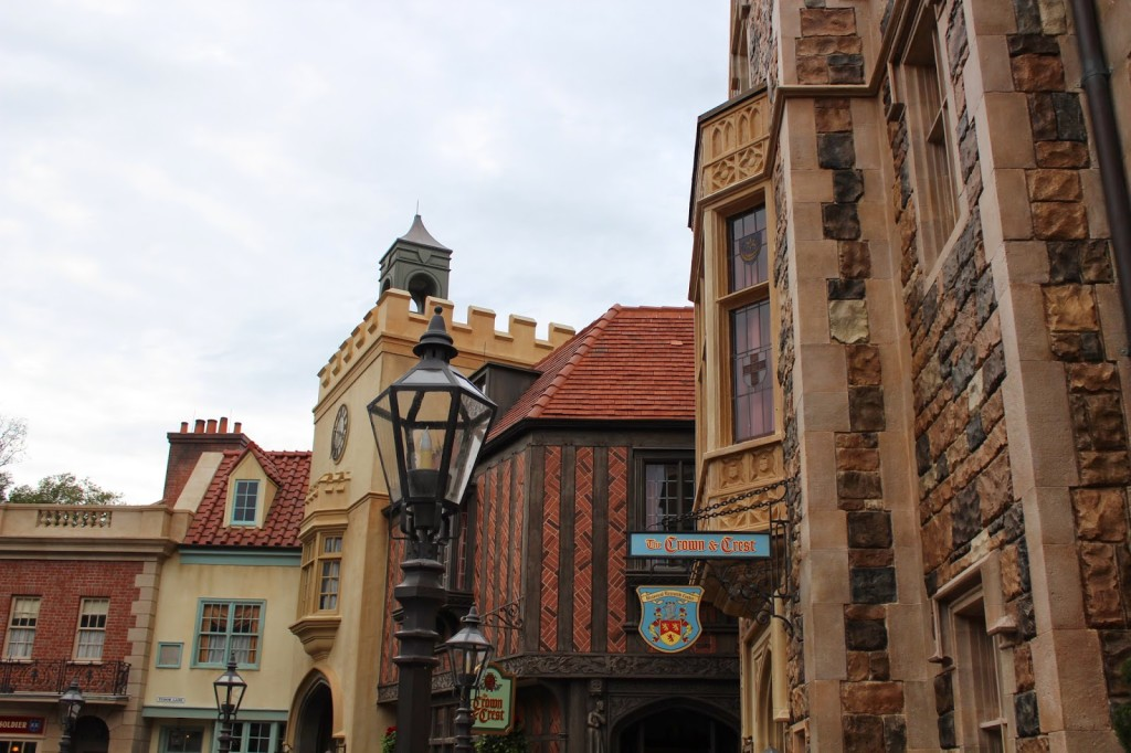 United Kingdom Epcot
