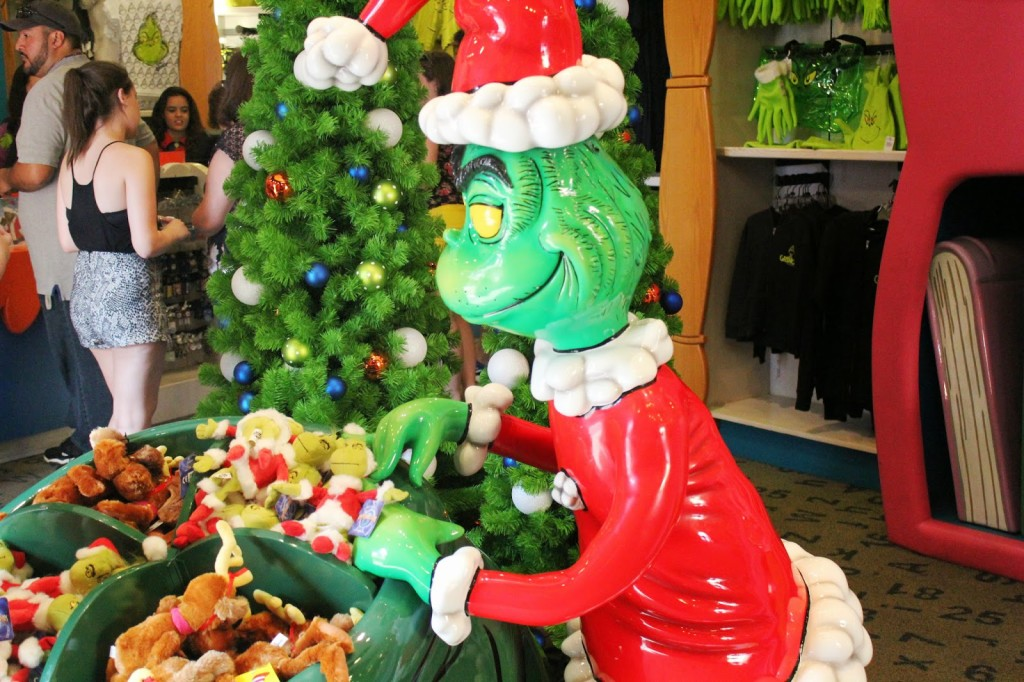 Seuss Landing Islands of Adventure Grinch