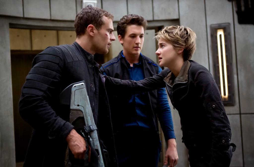 The Divergent Series: Insurgent, Insurgent, Insurgent trailer, Insurgent poster