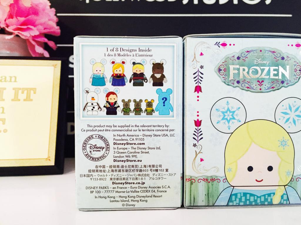 Disney Frozen Vinylmation_Frozen Vinylmation_Frozen Vinylmations