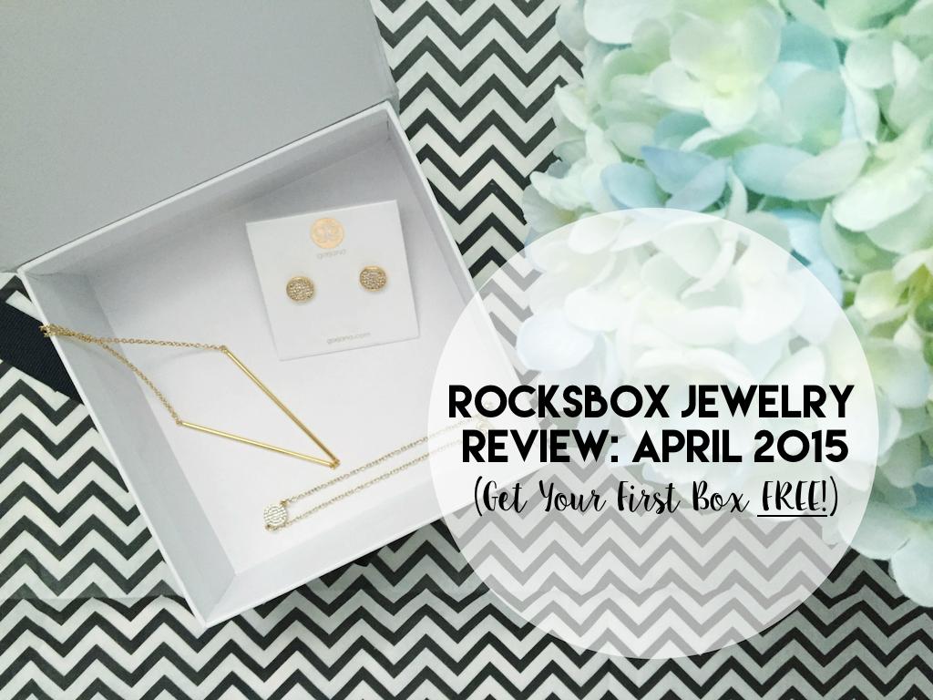 Rocksbox Review