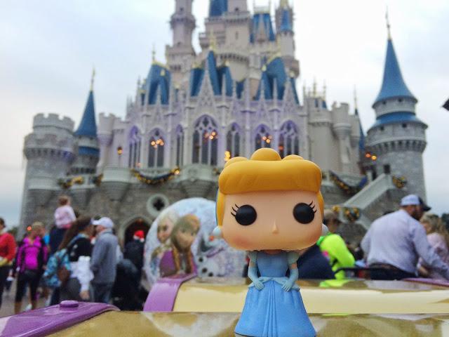 Cinderella Funko Pop Cinderella Castle