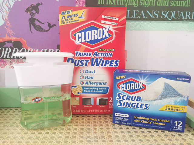 Everyday cleaning made easy with clorox simply sinova for Perfect kitchen cleaner