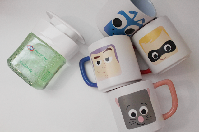 Disney Pixar Mugs