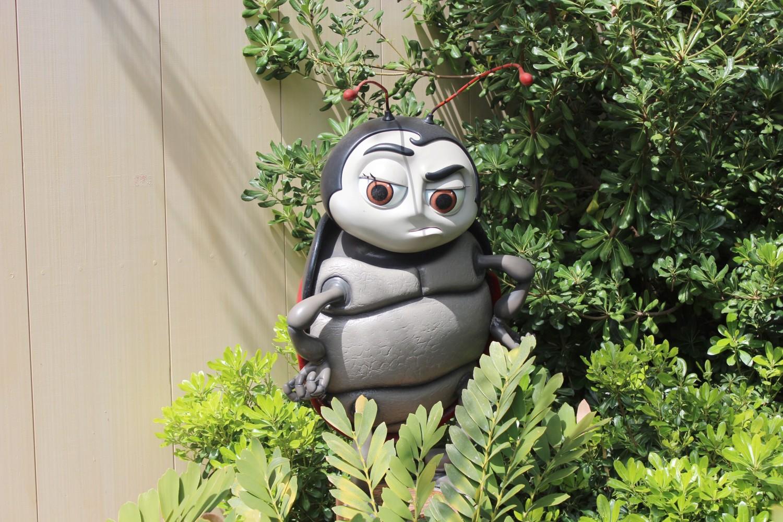 Disney California Adventure A Bug's Life Francis