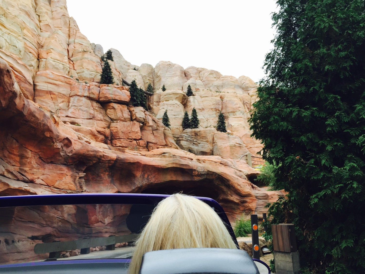 Disney California Adventure Radiator Springs Racers Ride