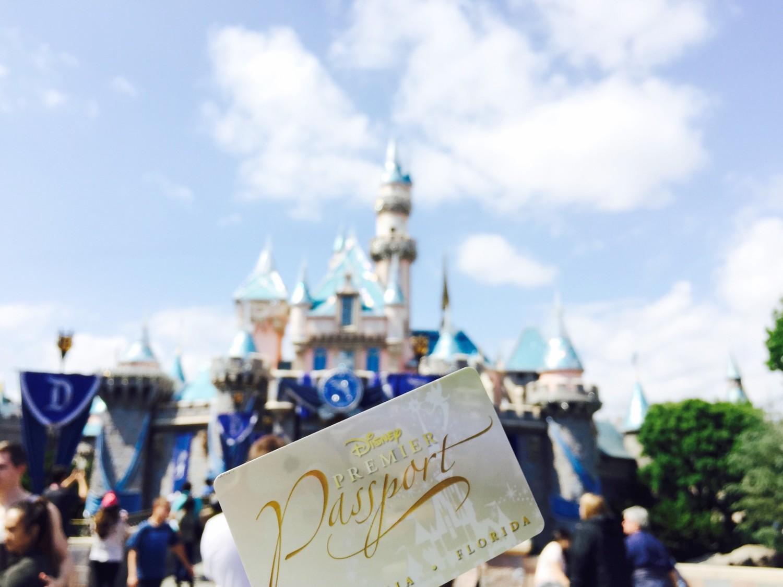 Disney Premeir Passport Annual Pass