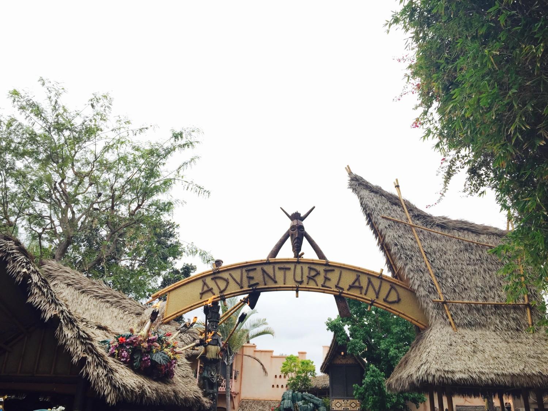 Disneyland Adventureland