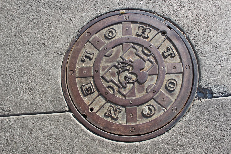 Disneyland Toontown Pothole